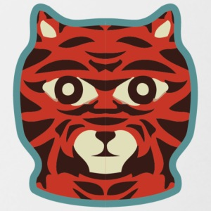 Tiger_Patch - Contrasting Mug