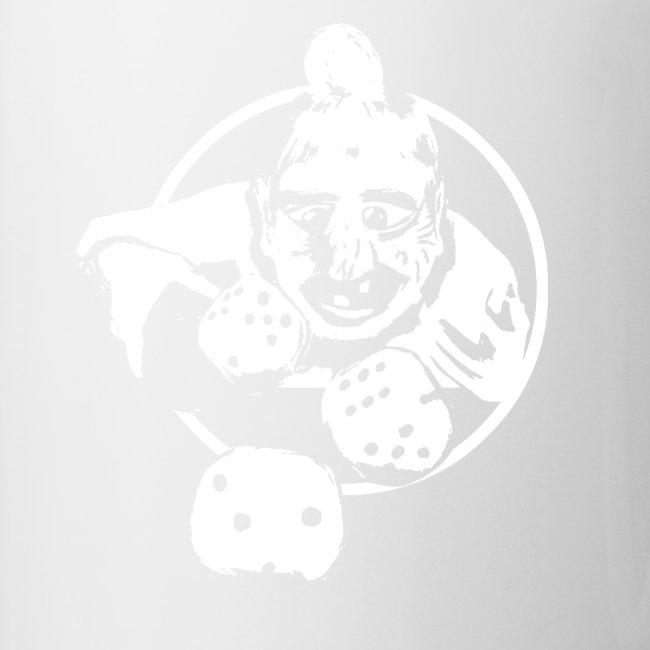 Professional Gambler (1c valkoinen)