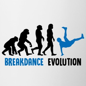 ++Breakdance Evolution++ - Tasse zweifarbig