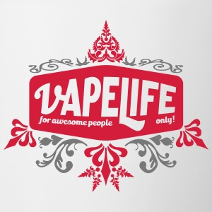 Vapelife - for awesome people - Contrasting Mug