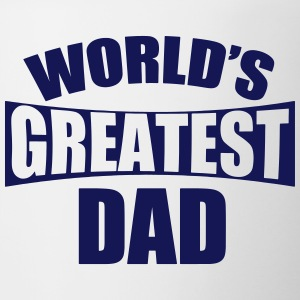 World's Best Father - Contrasting Mug