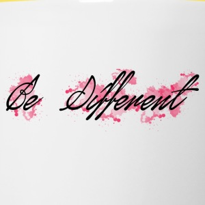 be_different - Tazze bicolor