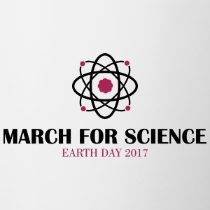 March for Science - Contrasting Mug