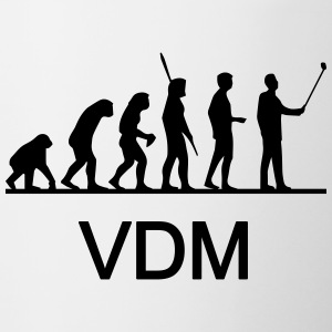 VDM Evolution Stick - Tasse bicolore