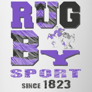 RUGBY dal 1823 - Tazze bicolor