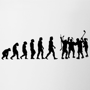 evolution hockey - Tvåfärgad mugg