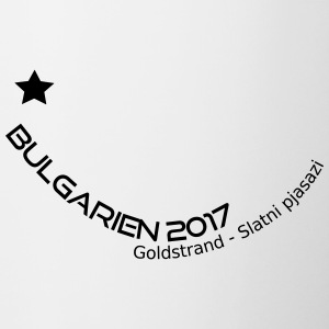 Bulgaria Golden beach - Tazze bicolor