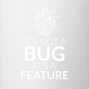 It's not a bug, it's a feature - Kubek dwukolorowy