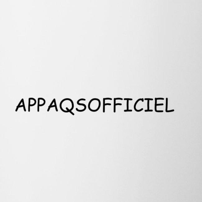 """Accésoires """"AppAqsOfficiel"""""""