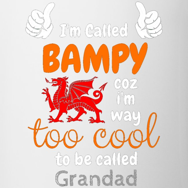 I'm Called BAMPY - Cool Range