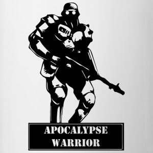 Apocalypse Warrior 2 - Mok tweekleurig