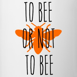 ++ To bee or not to bee ++ - Contrasting Mug