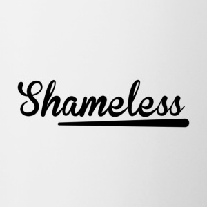 originale Shameless - Tazze bicolor