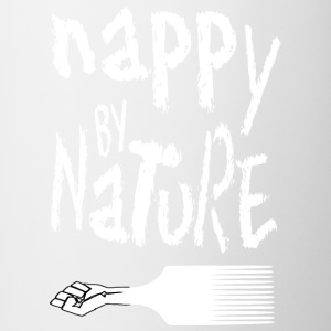 Nappy By Nature - Kubek dwukolorowy