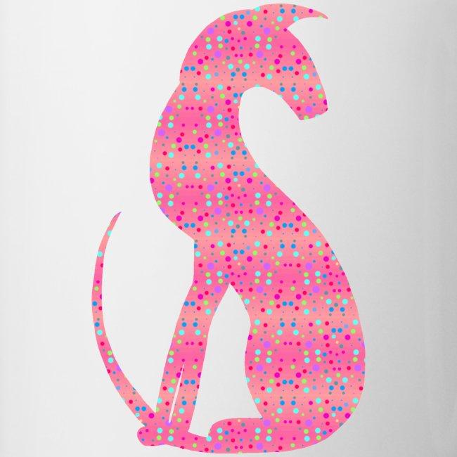 Siluett pink