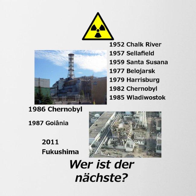 no nuclear button (German) Wer ist der Nächste?