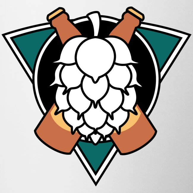 Mighty hops Original logo