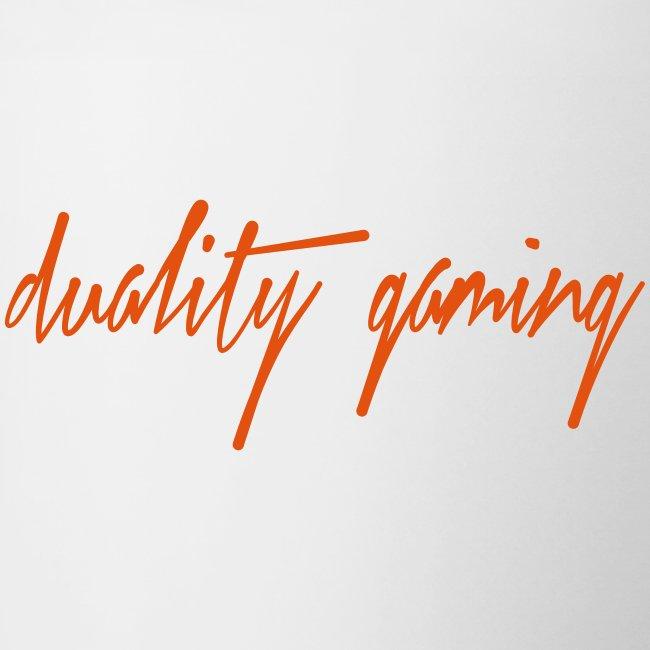 duality gamingtext