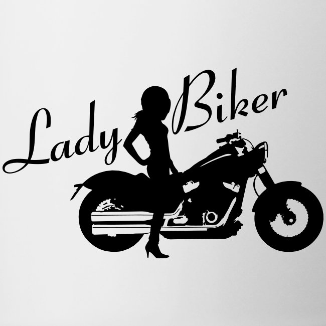Lady Biker - Custom bike