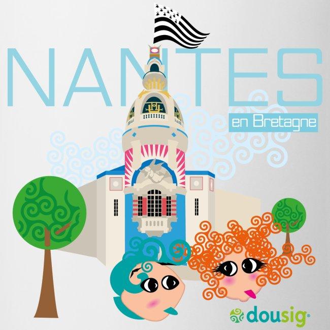 Dousig Nantes en Bretagne