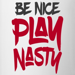 Be Nice Play Nasty - Tofarget kopp