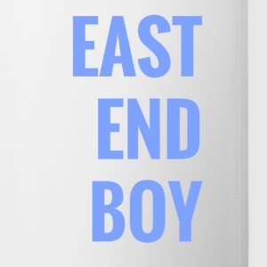 east end boy - Contrasting Mug