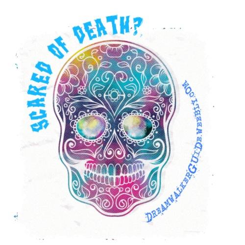 Scared of death? - Tazze bicolor