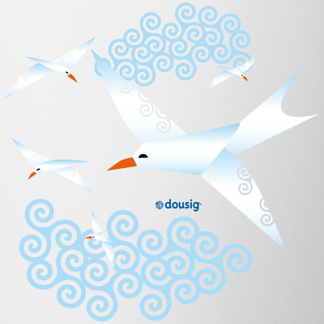 Mouettes dousig