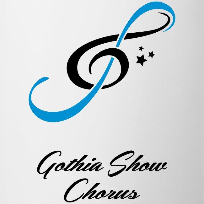 GothiaShowChorus_LOGGA Blå svart