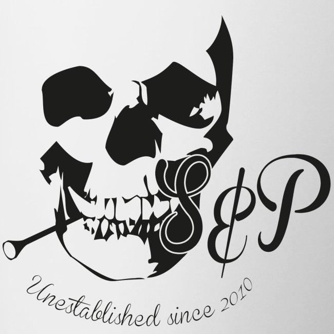 SP Totenkopf 1c Schwarz UNESTABLISHED
