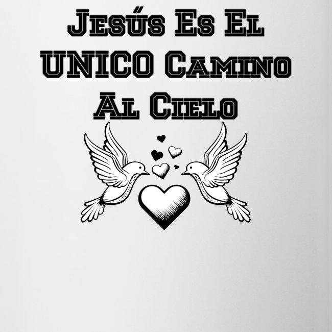 Jesus Unico camino al cielo