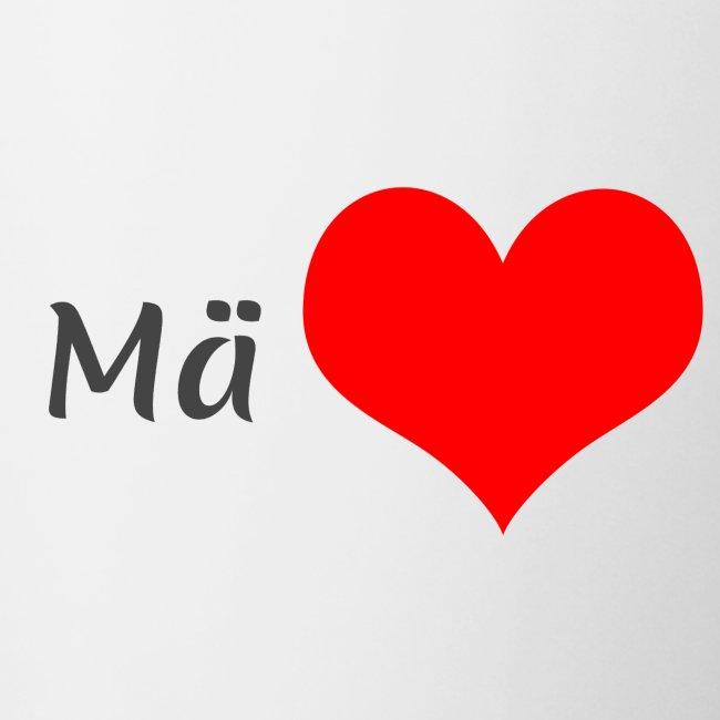 Mä sydän