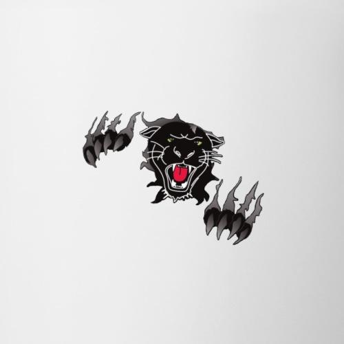 InFiNiTy Panthers logo - Tofarvet krus