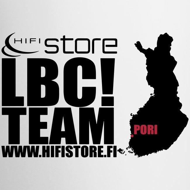 Hifi Store LBC logo