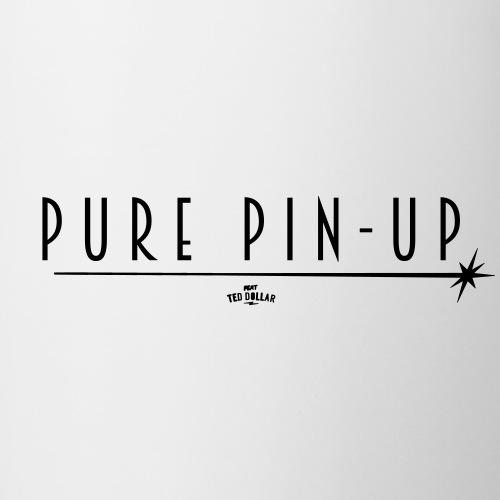 Pure Pin-Up - Mug contrasté