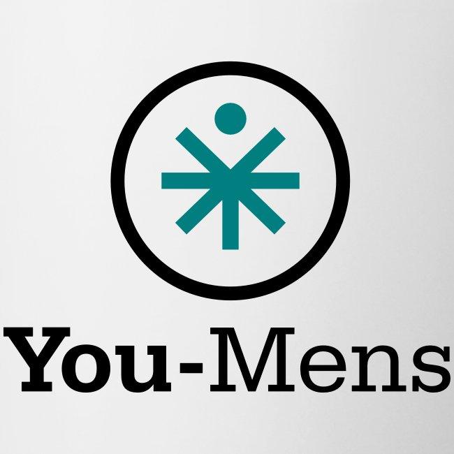 You-Mens logo 2 kleuren F
