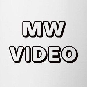 mw video's cap - Mok tweekleurig