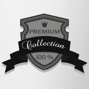 100% Marca Premium Collection - Taza en dos colores