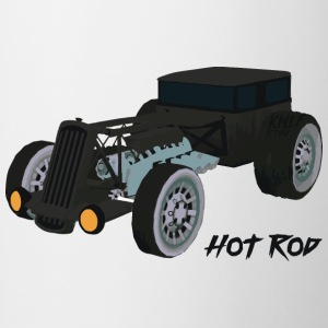 Hot Rode Kmlf - Tofarvet krus