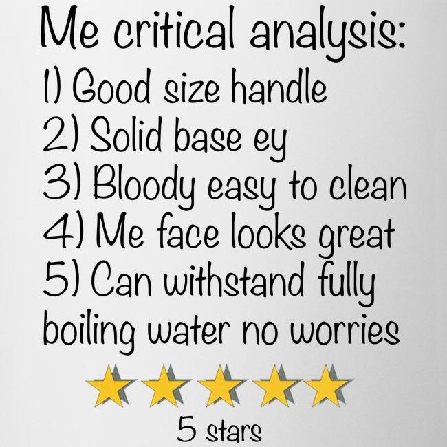 Mug review