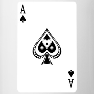 Ace Of Spades - Tasse bicolore