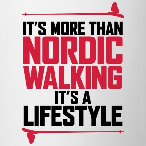 It's more than the Nordic Walking - Contrasting Mug