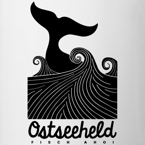 Ostseeheld - Tasse zweifarbig