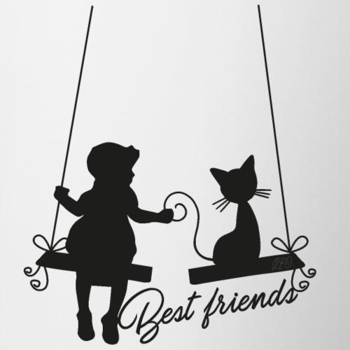 BEST FRIENDS - Mug contrasté