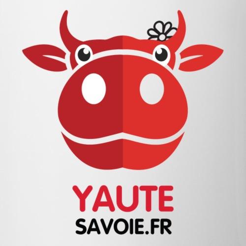 Yaute Savoie Yautine - Mug contrasté