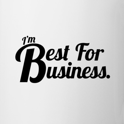 Best For Business Mug - Mug