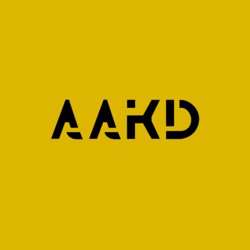 AAKD Logo in Schwarz - Tasse