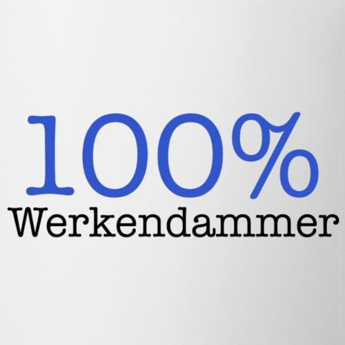 100% Werkendammer #1 - Mok