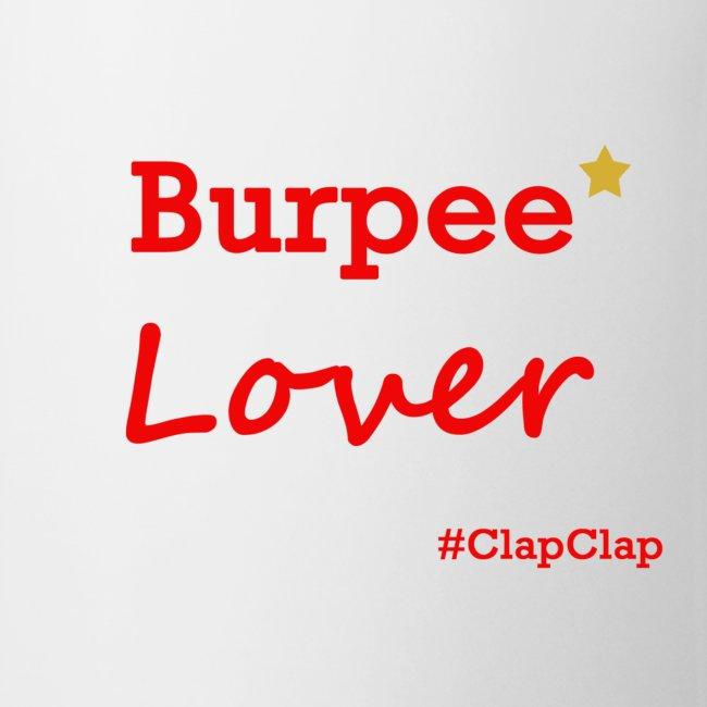 Burpee Lover mit Stern