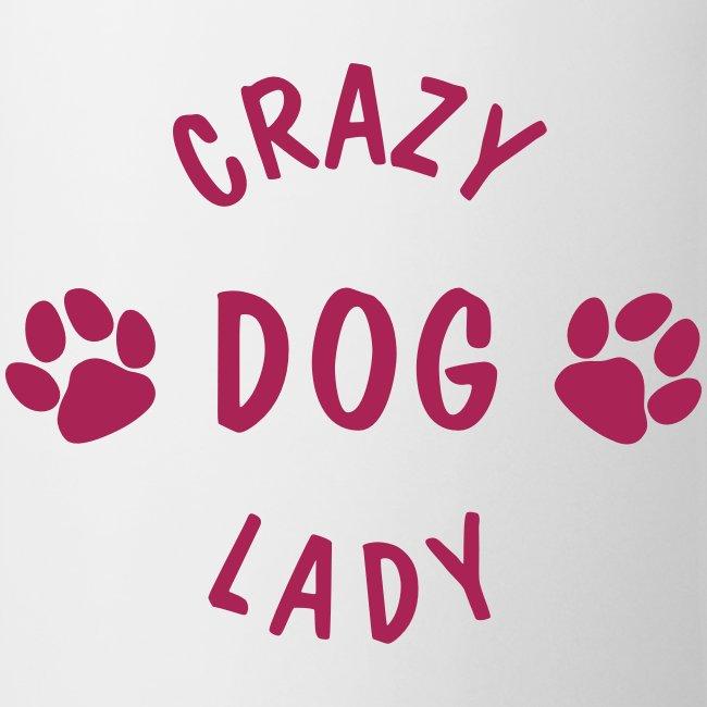 crazy dog lady